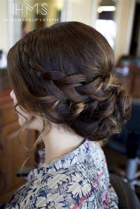 behind the chair hair styles behind the chair xiii hair style prom and dutch braids