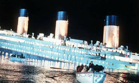 titanic film water tank the sinking of titanic ultimate titanic