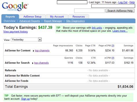 adsense us c 225 ch kiếm tiền online với google adsense phần 1