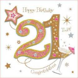 happy 21st birthday cards free printable simple image gallery