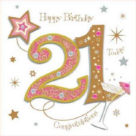 21st Birthday Card Printable Happy 21st Birthday Cards Free Printable Simple Image