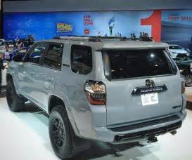 Toyota 4runner Trd Special Trd Pro Modificaton Of Toyota 4runner Is It