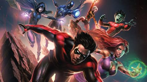 film justice league online subtitrat teen titans the judas contract review ign