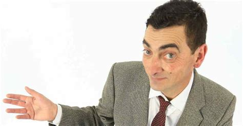 actor who looks like mr bean bean mr bean lookalike for hire suffolk
