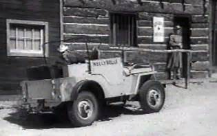 Rogers And Rogers Jeep 1954 Hamilton Roy Rogers Nellybelle Jeep The