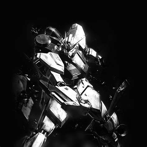 gundam iphone wallpaper am75 gundam rx illust toy space art dark