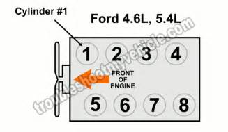 5 4 Ford Firing Order Firing Order For 5 4 Liter Ford 2005 F150 Autos Weblog