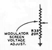 voltage divider bleeder resistor the johnson viking ranger high b power supply schematic diagram and circuit description