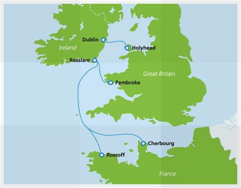 wales to ireland by boat irish ferries discounts to france wales eurail