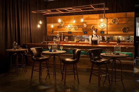 Creative Design Home Remodeling the clockwork lounge 2014 serving up style industrial