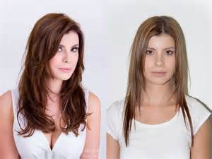 before and after hair styles of faces haircut extensions before and after by 42pixel on deviantart