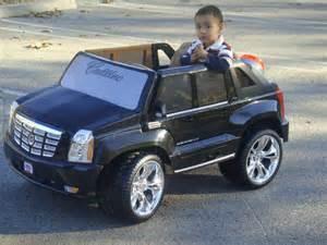 Ride On Cadillac Escalade Camioneta Fisher Price Cadillac Escalade Juguetes Para