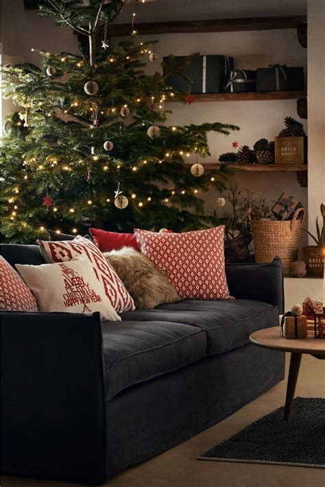 hm home christmas collection  ideas homes