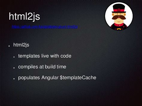 templatecache generator building massive angularjs apps