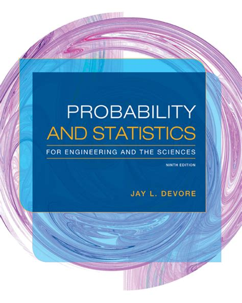 statistics for engineering and the sciences sixth edition textbook and student solutions manual books probability for engineering mathematics and sciences