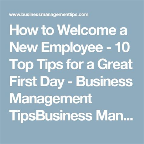 17 best ideas about welcome new employee on pinterest