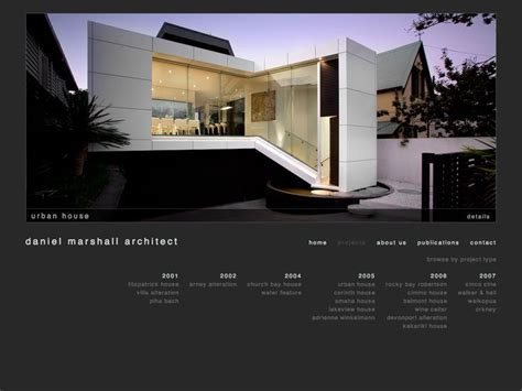 architectural design websites architecture portfolio website google search portfolio
