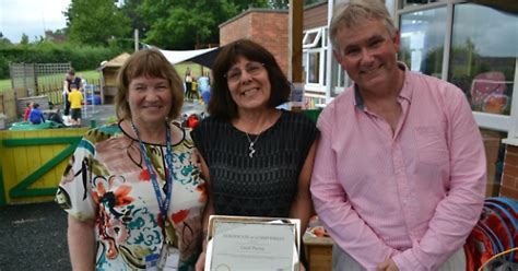 Woodcote Nursery Jobs by Special Teacher Says Farewell After Four Decades