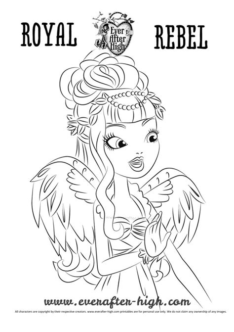 ever after high baby coloring pages baby ever after high colouring pages