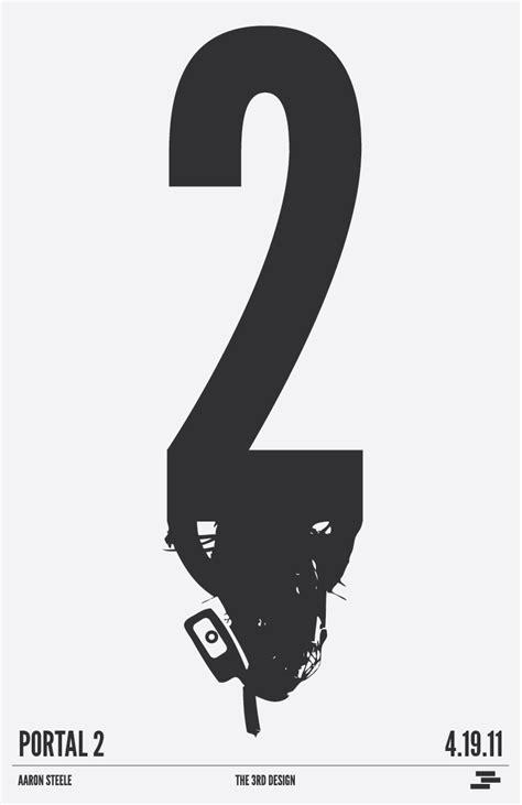 portal 2 typography portal 2 glados by the 3rd design on deviantart
