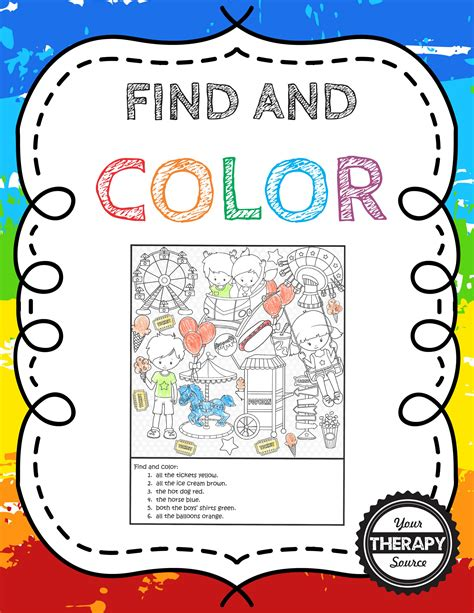 shop by color to find find and color activities growing play
