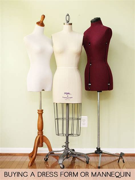 Ing A Dress Form Or Mannequin Dress Form Advice And Blog