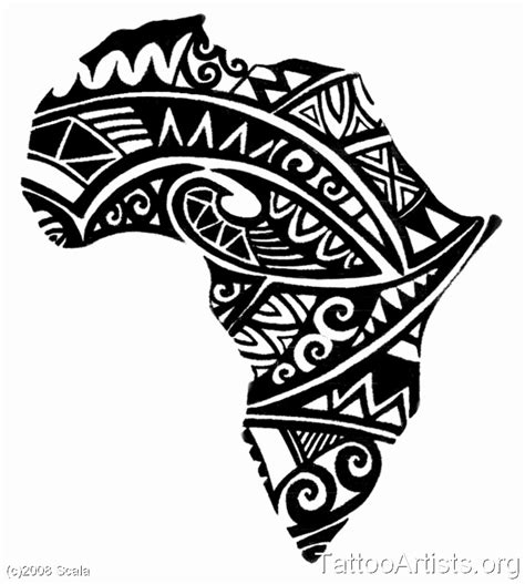 african tattoos and designs page 26