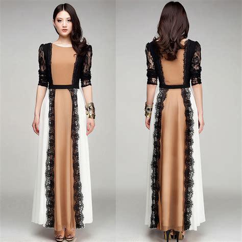 Supplier Baju Saphire Premium Dress Hq aliexpress buy vestido high quality new fashion 2016 vintage maxi dress