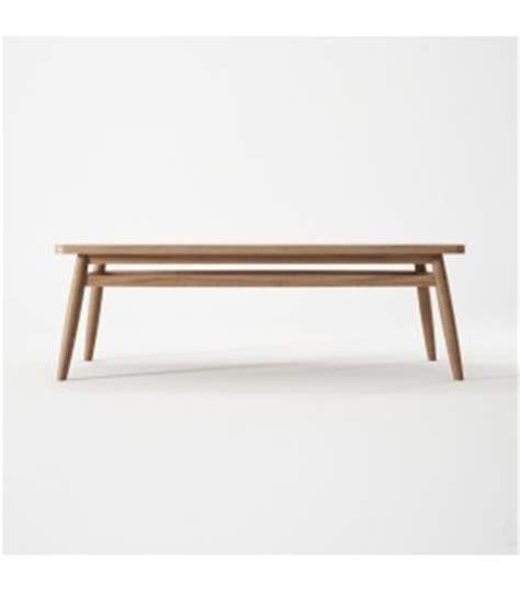 Twist Coffee Table Medium Karpenter Twist Bench Mountain Teak