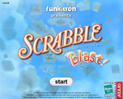 Scrabble Buzz Bloguez
