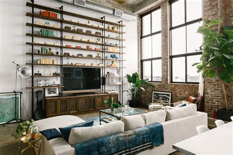 brooklyn loft ideas home tour a surf infused brooklyn loft interior design