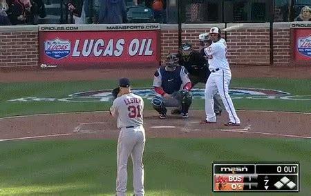 nelson cruz swing mlb opening day nelson cruz knocks winning home run for