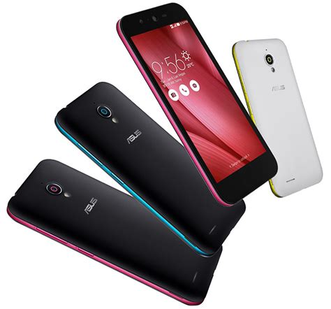 Asus Android Ram 2gb asus live with 5 inch hd display 2gb ram and android 5 1 announced
