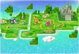 Super Mario 3d World Map by World 1 Super Mario 3d World Mariowiki The