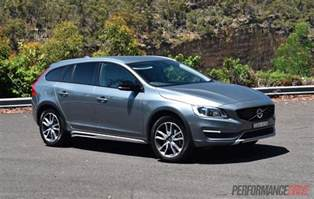 Volvo Country 2016 Volvo V60 Cross Country D4 Review
