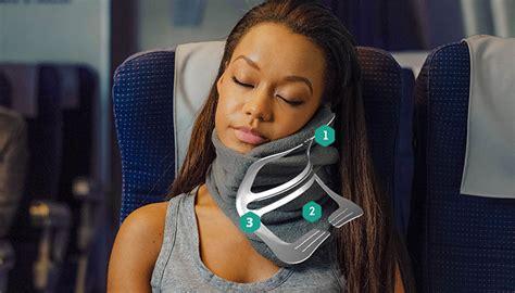 Pickers Sleepy Pillow trtl pillow review finally sleep on flights