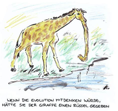 intelligent design nature journal intelligentes design by bernd zeller nature cartoon