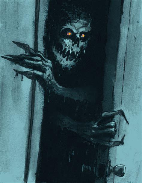 An Evil Creature Which Lives In All Closets Worldwide by Eatsleepdraw The Boogeyman By Daniel Pagan Follow Their