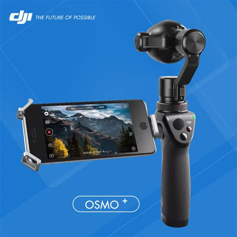 Dji Osmo Plus aliexpress buy dji osmo osmo plus handheld 4k with dji fm 15 flexi microphone and
