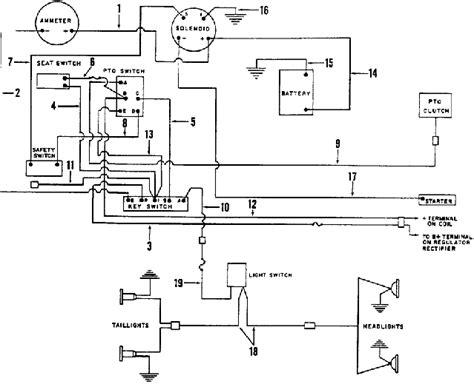 yanmar 165 wiring diagram yanmar free engine image for
