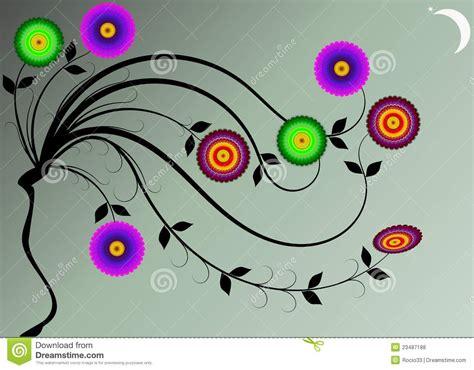 fiori fantastici fiori fantastici nell ambito di luce della