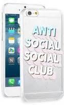 Iphone 6 6s Plus Anti Social Club Supreme Hardcase 1 iphone cases shopstyle