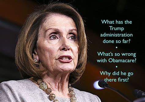 the schneider web i have nancy pelosi hair pelosi complains trump not visiting countries in