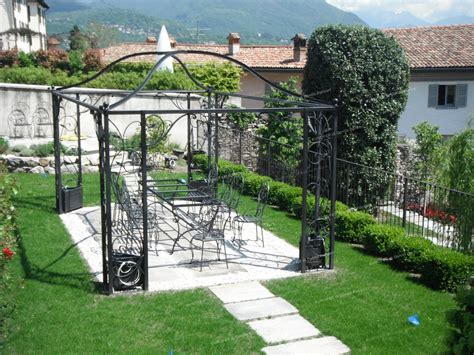gazebo in ferro battuto usato gazebo in ferro battuto usato decorare la tua casa