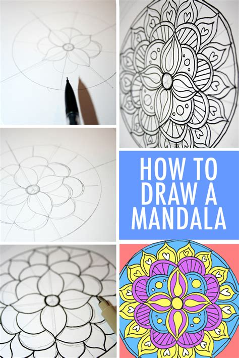 mandala coloring book tips pictures free drawing tutorial drawing gallery