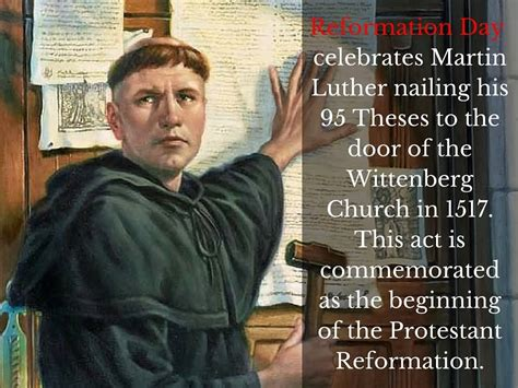 october 31 1517 paperback martin luther and the day that changed the world books happy reformation day october 31 1517