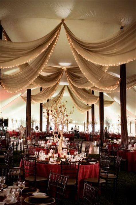 114 Best Images About Fantastic Draping On Pinterest Wedding Tent Ceiling Decor