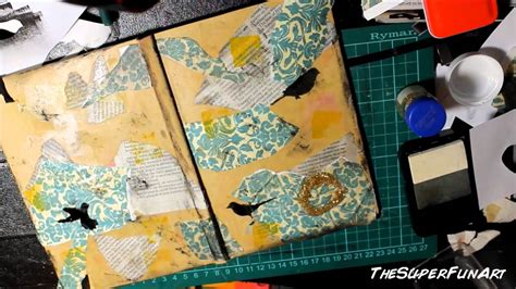 Decorating Ideas For Journals How To Decorate A Journal