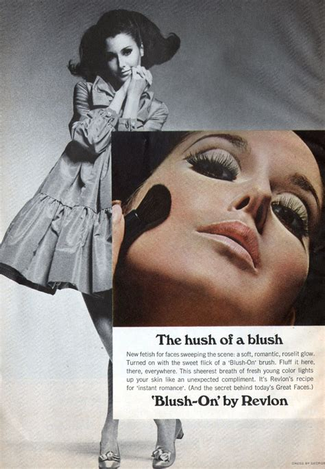 Revlon Blush On revlon blush on 1967 revlon