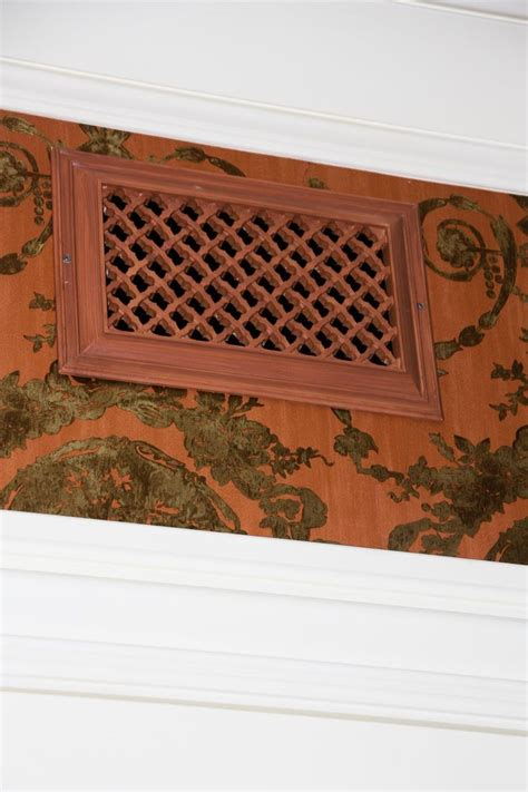 eco friendly resin decorative wall and ceiling vent covers
